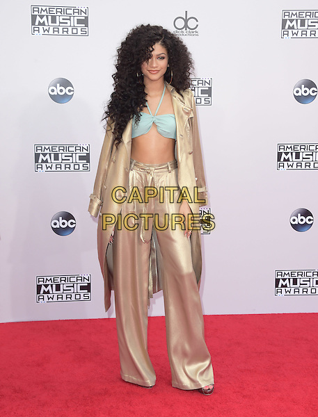 Zendaya at The 2014 American Music Award held at The Nokia Theatre L.A. Live in Los Angeles, California on November 23,2014                                                                                <br /> CAP/RKE/DVS<br /> &copy;DVS/RockinExposures/Capital Pictures