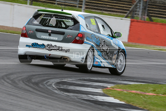 Luke Allen - Luke Allen Racing Honda Civic Type R