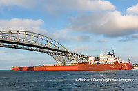 64795-01810 Ship on Lake Huron, Port Huron, MI