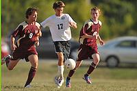 HHS Soccer v Mt Carmel 083912