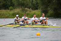 Race: 162  4-  Final<br /> <br /> Peterborough Summer Regatta 2018 - Sunday<br /> <br /> To purchase this photo, or to see pricing information for Prints and Downloads, click the blue 'Add to Cart' button at the top-right of the page.