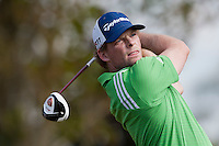 November 14, 2010: James Driscoll on the 18th tee of the Magnolia course during third round golf action from The Children's Miracle Network Hospitals Classic held at The Disney Golf Resort in Lake Buena Vista, FL.