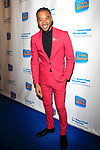 LOS ANGELES - DEC 5: Algee Smith at The Actors Fund's Looking Ahead Awards at the Taglyan Complex on December 5, 2017 in Los Angeles, California