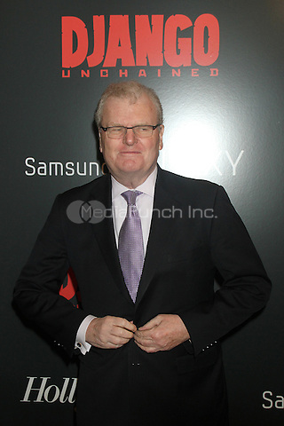 NEW YORK, NY - DECEMBER 11: Howard Stringer at the Screening Of 'Django Unchained' at  the Ziegfeld Theater on December 11, 2012 in New York City.Credit: RW/MediaPunch Inc.