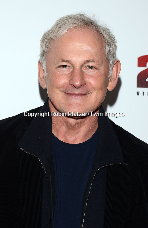 Victor Garber attends the &quot;23 Blast&quot;  Movie Premiere  on October 20, 2014 at The Regal Cinemas E-Walk Theater in New York City. <br /> <br /> photo by Robin Platzer/Twin Images<br />  <br /> phone number 212-935-0770