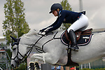 CSIO Barcelona 2018.<br /> Longines-Jumping Nations Cup-Barcelona 2018.<br /> Stephanie Holmen.