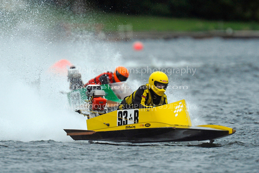 93-R and 20-R (Outboard Hydroplane)