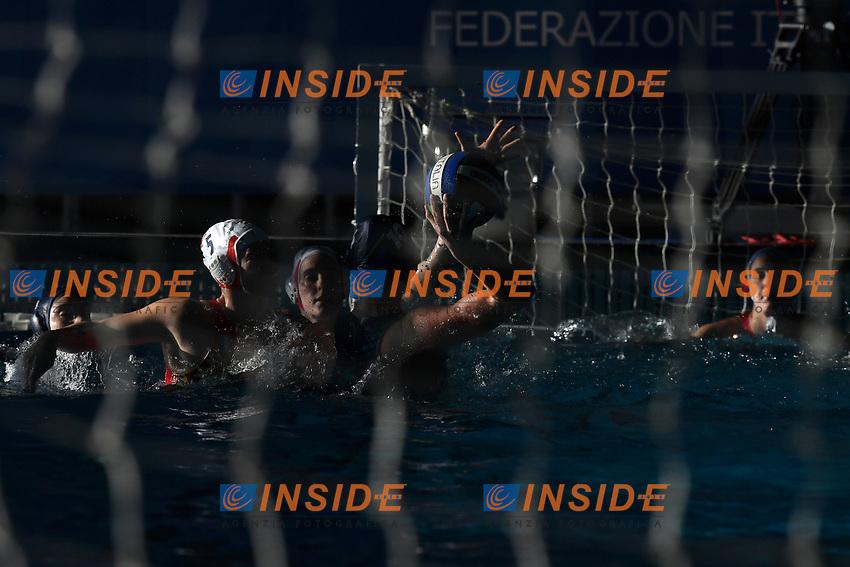 Roma 06/01/2019 Centro Federale  <br /> Final Six Pallanuoto Donne Coppa Italia <br /> Plebiscito Padova - Ekpe Orizzonte Catania Finale 3-4 posto<br /> Foto Andrea Staccioli/Deepbluemedia/Insidefoto