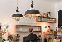 Restaurant-Klippkroog, Gro&szlig;e Bergstr. 255, Hamburg - Altona, Deutschland, Europa<br /> Restaurant-Klippkroog, Gro&szlig;e Bergstr. 255, Hamburg - Altona, Germany, Europe