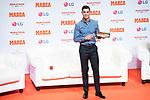 Cristiano Ronaldo receives 'Marca Leyenda' award in Madrid. July 29, 2019. (ALTERPHOTOS/Francis González)