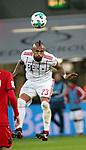 12.01.2018, Bay - Arena, Leverkusen, GER, 1.FBL, Bayer 04 Leverkusen vs FC Bayern M&uuml;nchen<br /> , im Bild<br />Arturo Vidal (M&uuml;nchen)<br /> Foto &copy; nordphoto /  Bratic