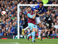 Everton v West Ham Utd 16-May-2009