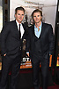 producers Trent Luckinbil and Thad Luckinbill attend the &quot;12 Strong&quot; World Premiere on January 16, 2018 at Jazz at Lincoln Center in New York City, New York, USA.<br /> <br /> photo by Robin Platzer/Twin Images<br />  <br /> phone number 212-935-0770