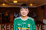 "Abbie Liu from Taiwan and Ballyheigue who will be taking part in the Kerry Camogie ""Stars in their Eyes"" fundraiser"