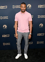 30 May 2019 - West Hollywood, California - Charles Michael Davis. Paramount Network, Comedy Central, TV Land Press Day 2019 held at The London West Hollywood  . Photo Credit: Birdie Thompson/AdMedia<br /> CAP/ADM/BT<br /> ©BT/ADM/Capital Pictures