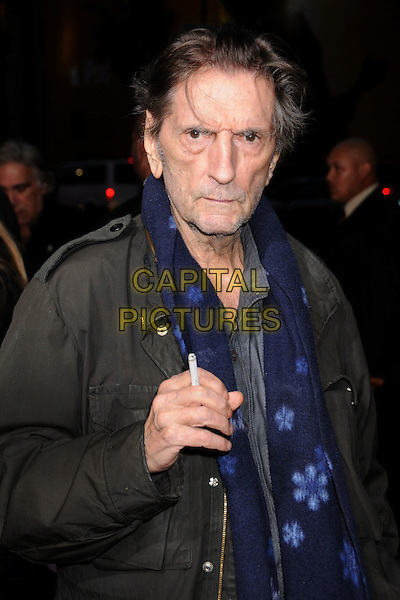 "HARRY DEAN STANTON .""Vice"" Los Angeles Premiere at Grauman's Chinese Theatre, Hollywood, California, USA, 7 May 2008.half length smoking cigarette .CAP/ADM/BP.©Byron Purvis/Admedia/Capital PIctures"