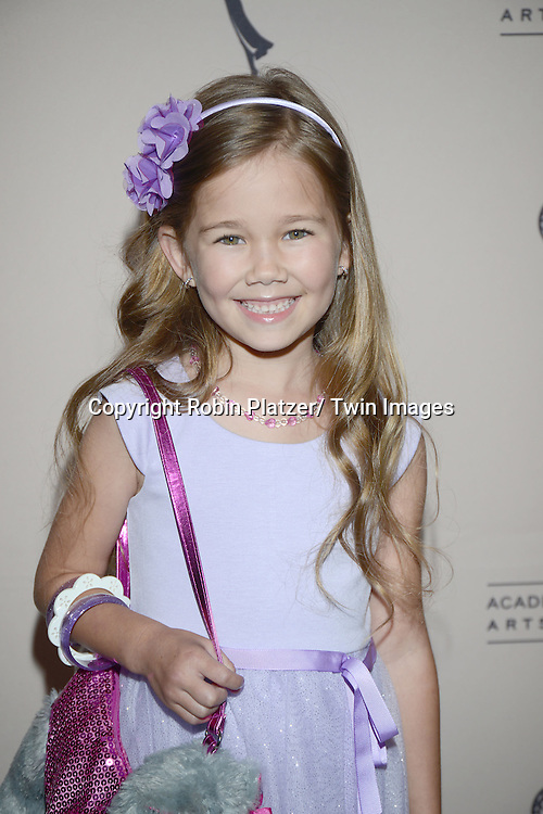 Brooklyn Rae Silzer attends the Academy Of Television Arts & Science Daytime Programming  Peer Group Celebration for the 40th Annual Daytime Emmy Awards Nominees party on June 13, 2013 at the Montage Beverly Hills in Beverly Hills, California.