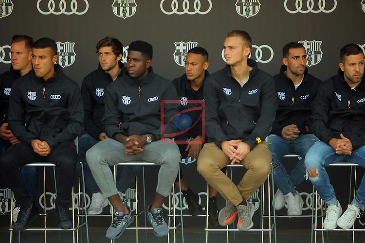AUDI Premium Partner del FC Barcelona.