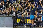 v. li. Berlins Head Coach Aito Garcia Reneses , Augsburgs Patrick MCNeill / Mc Neill (Nr.20) <br /> <br /> 03.01.2019  ERO Cup, Basketball, ALBA Berlin - AS Monaco beim Spiel ALBA Berlin - AS Monaco.<br /> <br /> Foto &copy; PIX-Sportfotos *** Foto ist honorarpflichtig! *** Auf Anfrage in hoeherer Qualitaet/Aufloesung. Belegexemplar erbeten. Veroeffentlichung ausschliesslich fuer journalistisch-publizistische Zwecke. For editorial use only.