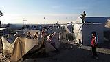 In griechischen Flüchtlingslagern_Dezember 2016
