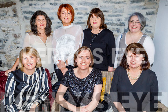 Enjoying Little Women's Christmas in Bella Bia on Sunday.<br /> Seated l to r: Tina and Liz McCarthy and Mary Egan.<br /> Back l to r: Patricia Neelan, Ina O'Leary, Marie Moran and Geraldine McCarthy.