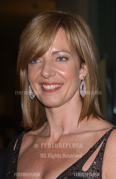 Actress ALLISON JANNEY at the 18th Annual American Cinematheque Gala honoring Nicole Kidman..November 14, 2003