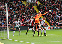Sheffield United VS Barnsley FC EFL CHAMPIONSHIP <br /> Saturday 19th August 2017, Bramall Lane Sheffield<br /> <br /> <br /> Picture - Alex Roebuck / www.alexroebuck.co.uk