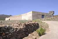 - Sardegna, isola dell' Asinara, ex strutture carcerarie<br /> -<br /> Sardinia, Asinara island, former prison facilities