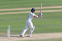 Neil Wagner hits four runs for Essex during Essex CCC vs Warwickshire CCC, Specsavers County Championship Division 1 Cricket at The Cloudfm County Ground on 20th June 2017