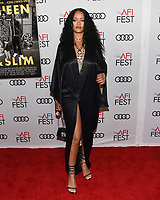 """14 November 2019 - Hollywood, California - Rihanna. AFI FEST 2019 Presented By Audi – """"Queen & Slim"""" Premiere held at TCL Chinese Theatre. Photo Credit: Billy Bennight/AdMedia"""