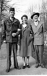 """George Winton with Janet & Bill Winton. George is George Anderson's Youngest son. Bill Winton is George Anderson """"Pop Pop"""" Wintons brother."""