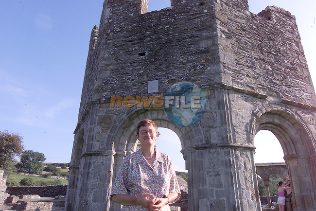 Dr anne Buckley at Melafont..Photo Colin Bell/Newsfile