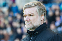 Steven Pressley Manager of Carlisle United during Colchester United vs Carlisle United, Sky Bet EFL League 2 Football at the JobServe Community Stadium on 23rd February 2019