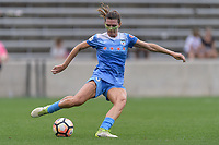 Bridgeview, IL - Sunday August 20, 2017: Arin Gilliland during a regular season National Women's Soccer League (NWSL) match between the Chicago Red Stars and FC Kansas City at Toyota Park. KC Kansas City won 3-1.