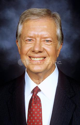 Jimmy Carter photographed by Scott Weiner in the 1990s. © Scott Weiner /MediaPunch.