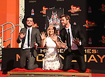 The Hunger Games- Mockingjay - Part 2- Hand And Footprint Ceremony 10-31-15