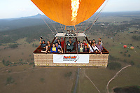 20141122 November 22 Hot Air Balloon Gold Coast