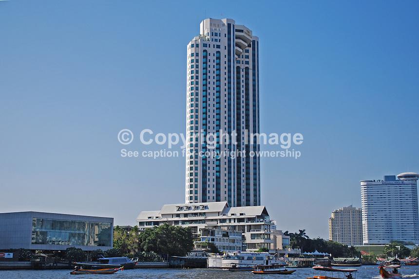 Peninsula Hotel, Bangkok, Thailand, 201003144842. Copyright: Victor Patterson, 54 Dorchester Park, Belfast, UK.<br /> Tel: +44 28 90661296<br /> Mobile: +44 7802 353836<br /> E1: victorpatterson@me.com<br /> E2: victorpatterson@gmail.com