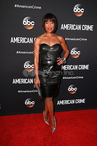 LOS ANGELES, CA - FEBRUARY 28: Regina King at the American Crime Premiere at the Ace Hotel in Los Angeles, California on February 28, 2015. Credit: David Edwards/DailyCeleb/MediaPunch