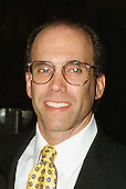 """Jeffrey Katzenberg, one of the owners of Dreamworks, SKG arrives at the Washington, D.C. Premiere of the Studio's new movie """"Amistad"""" on December 4, 1997..Credit: Ron Sachs / CNP"""