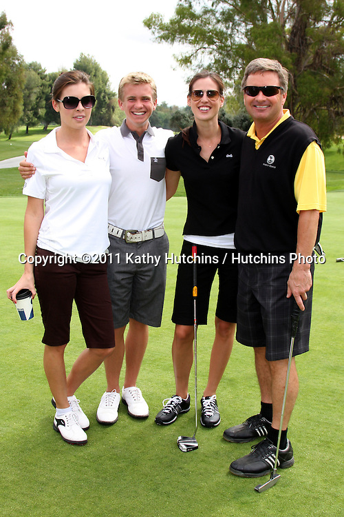 LOS ANGELES - APR 18:  Bold & Beautiful Golf Team at the 2011 Jack Wagner Golf Classic to benefit The Leukemia & Lymphoma Society at Valencia Country Club on April 18, 2011 in Valencia , CA..