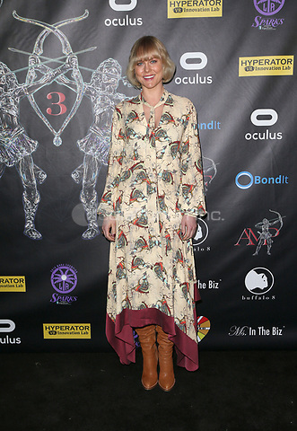 BEVERLY HILLS, CA - April 20: Ingrid Bolsø Berdal, At Artemis Women in Action Film Festival - Opening Night Gala At The Ahrya Fine Arts Theatre In California on April 20, 2017. Credit: FS/MediaPunch