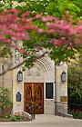 May 6, 2013; Basilica East Door..Photo by Matt Cashore/University of Notre Dame
