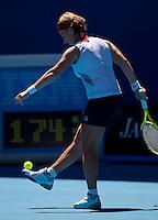 Svetlana Kuznetsova (RUS) (3) against  Nadia Petrova (RUS)  (19) in the Fourth Round of the Womens Singles. Petrova beat Kuznetsova 6-3 3-6 6-1..International Tennis - Australian Open Tennis - Sunday 24  Jan 2010 - Melbourne Park - Melbourne - Australia ..© Frey - AMN Images, 1st Floor, Barry House, 20-22 Worple Road, London, SW19 4DH.Tel - +44 20 8947 0100.mfrey@advantagemedianet.com