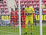 Sport: Fussball: 1. Bundesliga:: nphgm001:  Saison 19/20: 33. Spieltag: 1. FSV Mainz 05 vs SV Werder Bremen 20.06.2020<br />1:0 durch Robin Quaison (M05)<br /> Foto: Bratic/rscp-photovia/via gumzmedia/nordphoto<br /><br />DFL regulations prohibit any use of photographs as image sequences and/or quasi-video.<br />EDITORIAL USE ONLY.<br />National and international News-Agencies OUT.<br /><br />  DFL REGULATIONS PROHIBIT ANY USE OF PHOTOGRAPHS AS IMAGE SEQUENCES AND OR QUASI VIDEO<br /> EDITORIAL USE ONLY<br /> NATIONAL AND INTERNATIONAL NEWS AGENCIES OUT