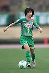Risa Shimizu (Beleza), .MARCH 23, 2013 - Football /Soccer : .Plenus Nadeshiko League 2013 .between NTV Beleza 2-0 FC Kibikokusaidaigaku Charme .at Ajinomoto Stadium West Field, Tokyo, Japan. .(Photo by YUTAKA/AFLO SPORT) [1040]