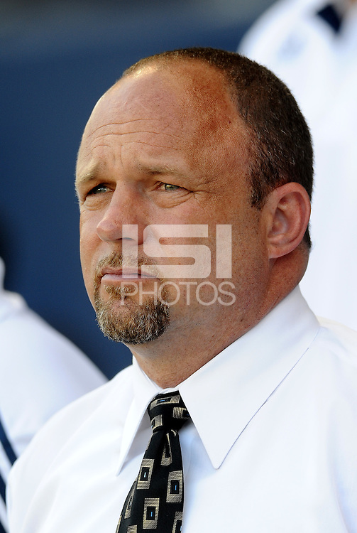 Tom Soehn Head Coach Vancouver Whitecaps... Sporting KC defeated Vancouver Whitecaps 2-1 at LIVESTRONG Sporting Park, Kansas City, Kanas.
