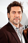 Actor Javier Bardem attends 'Skyfall' photocall on October 29, 2012 in Madrid, Spain. .(ALTERPHOTOS/Harry S. Stamper)