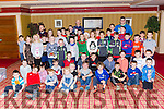 Killarney Rugby club kids enjoying their Christmas party in the Killarney Avenue Hotel on Sunday