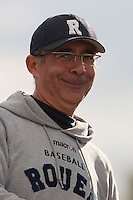 16 October 2010: Assistant coach Francois Colombier of Rouen poses during Rouen 16-4 win over Savigny, during game 1 of the French championship finals, in Savigny sur Orge, France.